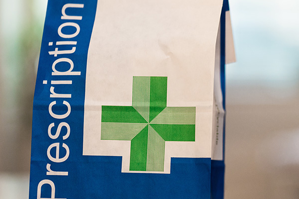 Medication Delivery Service for Hildenborough Dispensary Patients
